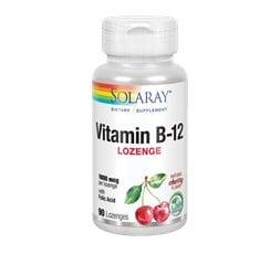 Vitamin B12 Con Ácido Fólico