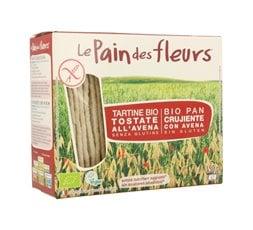 Pan de Flores con Avena Sin Gluten Bio