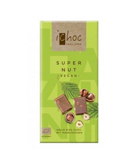Chocolate con leche 37% Cacao Ecuador Caribe Bio