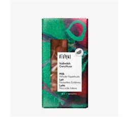 Chocolate con Avellanas Enteras