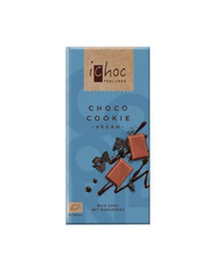 Chocolate con CooKies Bio