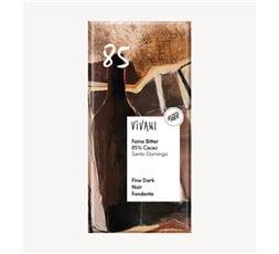 Chocolate Negro Orgánico 85 %