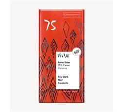Chocolate Fino 75% de Cacao de Panamá