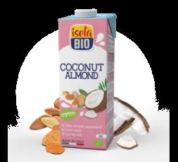 Bebida Vegetal de Coco y Almendra Bio