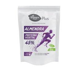 Proteína Vegetal de Almendra Bio