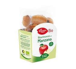 Galletas Artesanas con Manzana Bio
