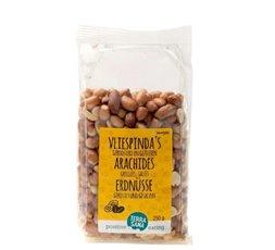 Cacahuetes Tostados con Sal Bio