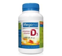 Megamol Vitamina D3