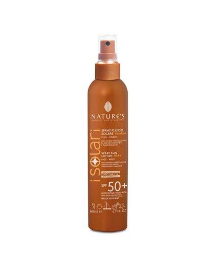 Spray Solar SPF50 Niños Eco