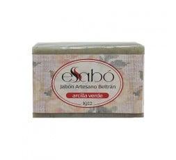 Jabón de Arcilla Verde Artesanal Eco