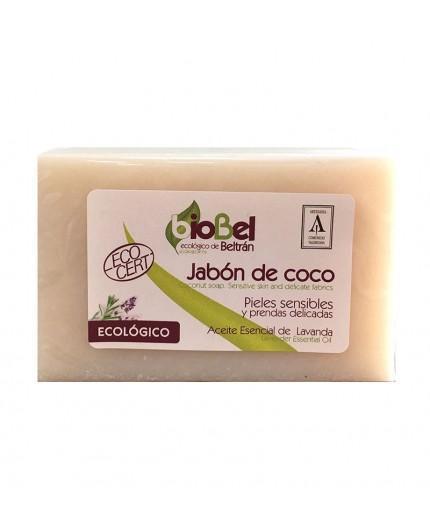 Jabón Natural de Coco Biobel Eco