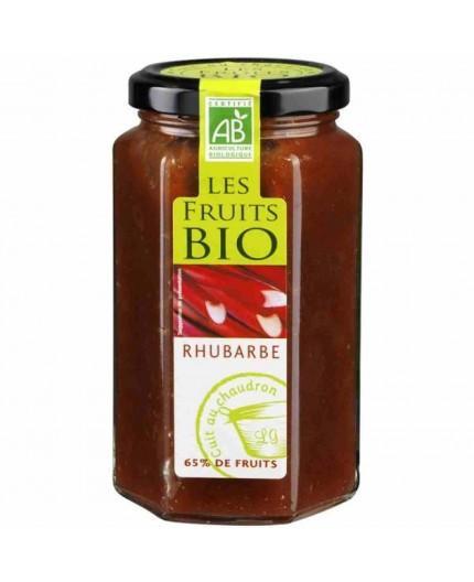 Mermelada de Ruibarbo Bio