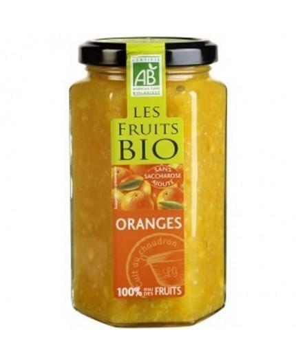 Mermelada de Naranja Bio