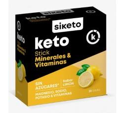 Minerales y Vitaminas de Siketo