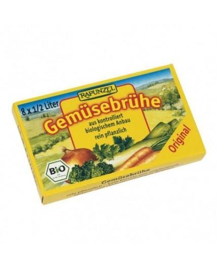 Caldo Verduras Original Bio