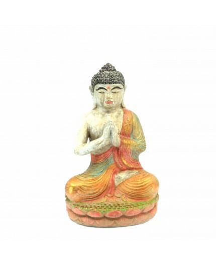 Budha Piedra Pintado