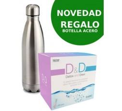 D&D Detox and Dren + Botella de Regalo