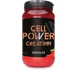 Voluminizador Muscular Cell Power Creatinn Sabor Fresa