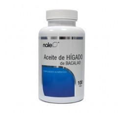 Aceite de Hígado de Bacalao y Vitamina A, D, E