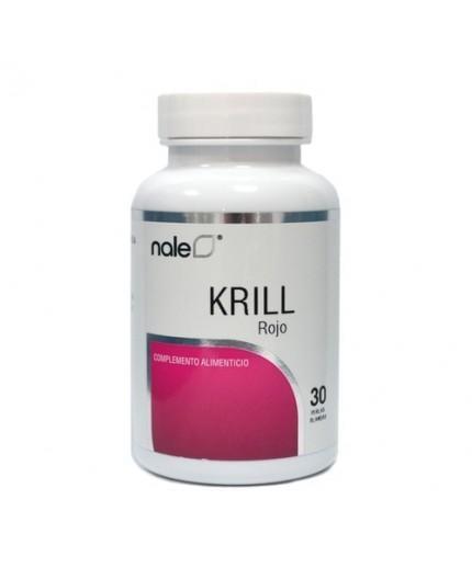 Aceite de Krill Rojo