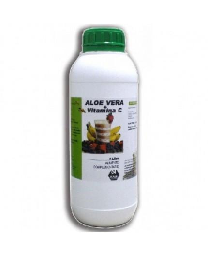 Zumo de Aloe Vera + Vitamina C