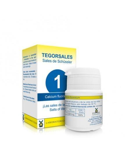Tegorsales Nº1 Calcium Fluoratum