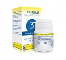 Tegorsales Nº3 Ferrum Phosphoricum