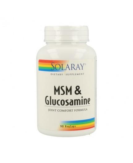 MSM & Glucosamine