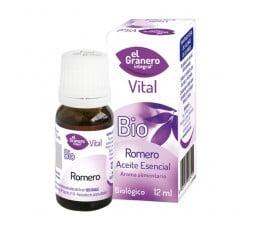 Aceite Esencial De Romero Bio