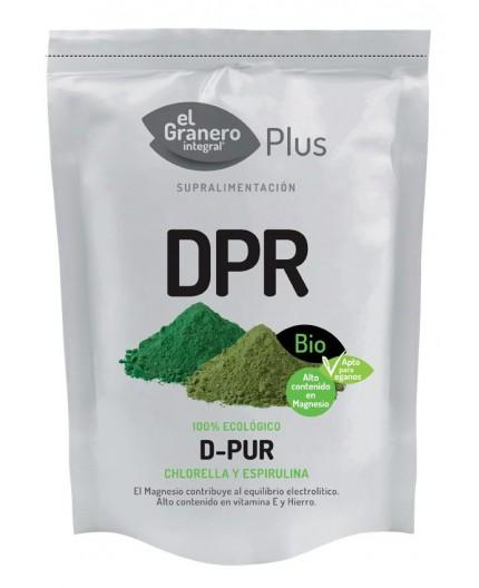 D-Pur Dpr (Chlorella Y Spirulina) Bio