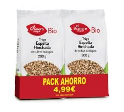 Pack 2 Trigo Espelta Hinchado Bio