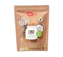 Vitaseeds Lino Molido Sarraceno Almendras Coco Y Cacao Bio
