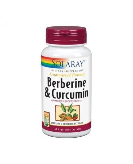 Berberine y Curcumin