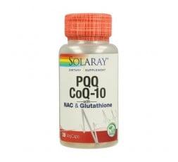 PQQ Coq-10 con Nac y Glutation