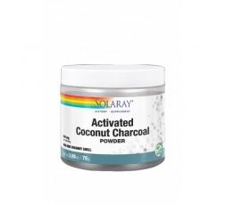 Charcoal De Coco Activo En Polvo