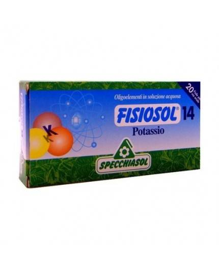Fisiosol 14 Potasio