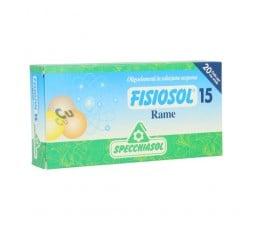 Fisiosol 15 Cobre
