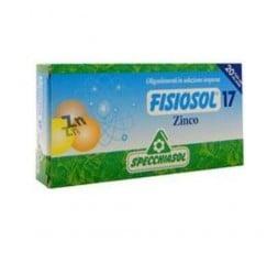 Fisiosol 17 Zinc