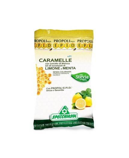 Caramelos Epid Limón
