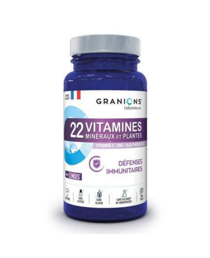 Granions 22 Vitaminas