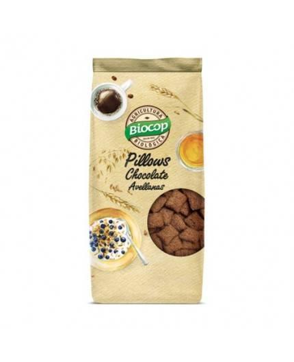 Pillows de Chocolate y Avellanas