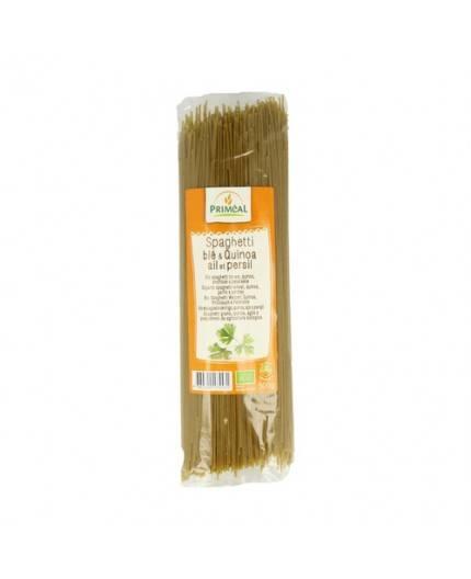 Espaguetti de Quinoa Ajo Y Perejil Bio