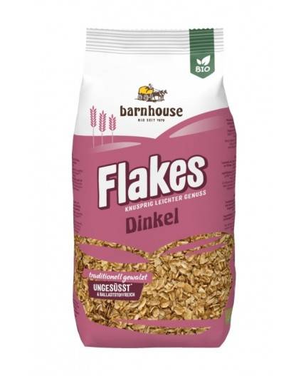 Flakes Copos Tostados Espelta Bio