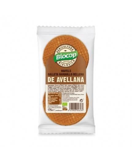 Wafels De Avellanas