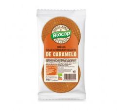 Wafels De Sirope Y Caramelo