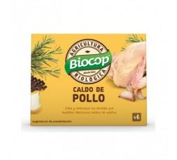 Caldo Cubitos De Pollo