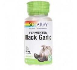 Black Garlic (Ajo Negro Fermentado)