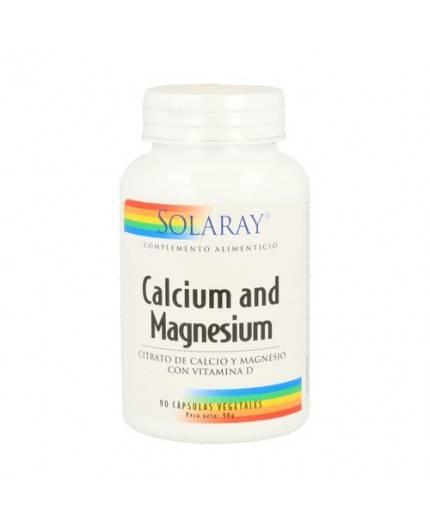 Calcium And Magnesium con Vitamina D