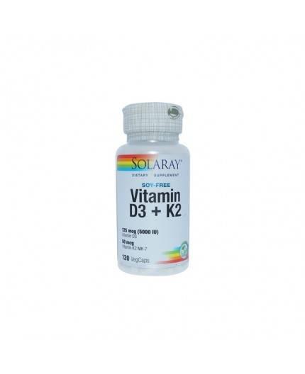 Vitamin D3 Y K2
