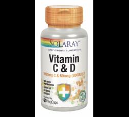 Vitamina C y D